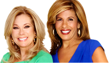 Kathie Lee and Hoda logo
