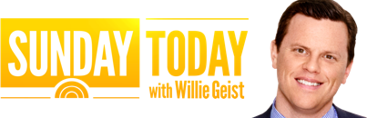 Sunday Today with Willie Geist logo